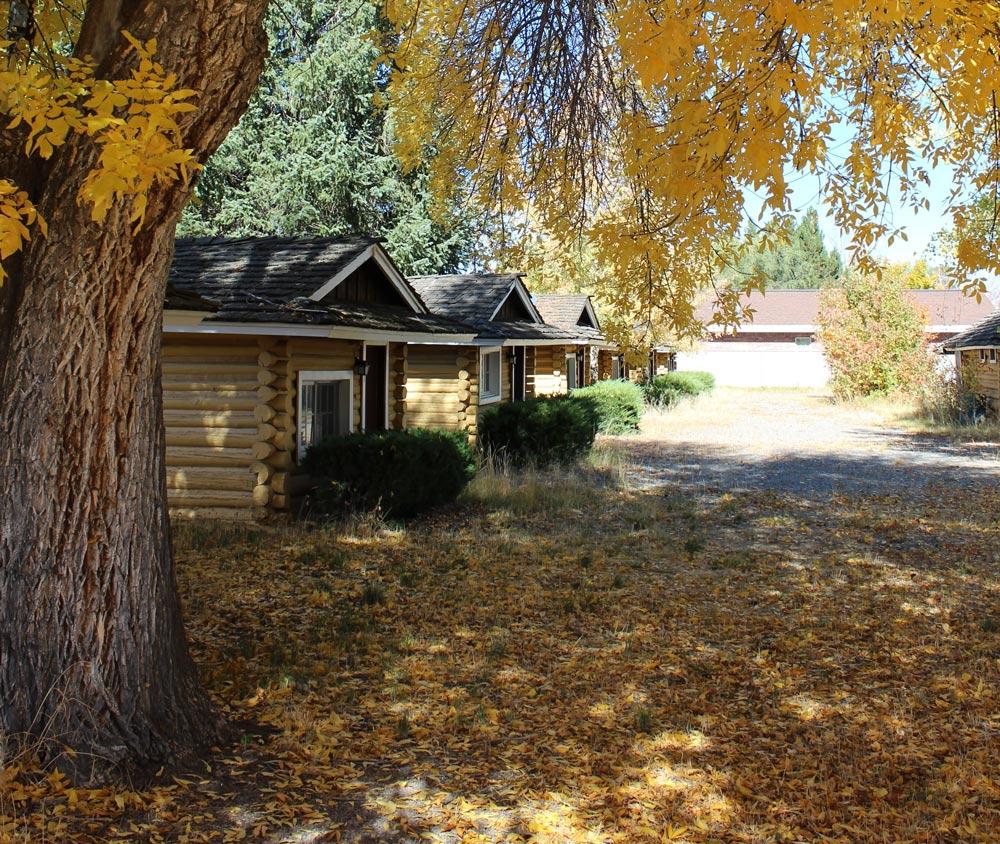 Ashton Log Cabin Rentals | Ashton Chamber of Commerce